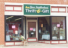 Your Neighborhood Thrift and Gift Store